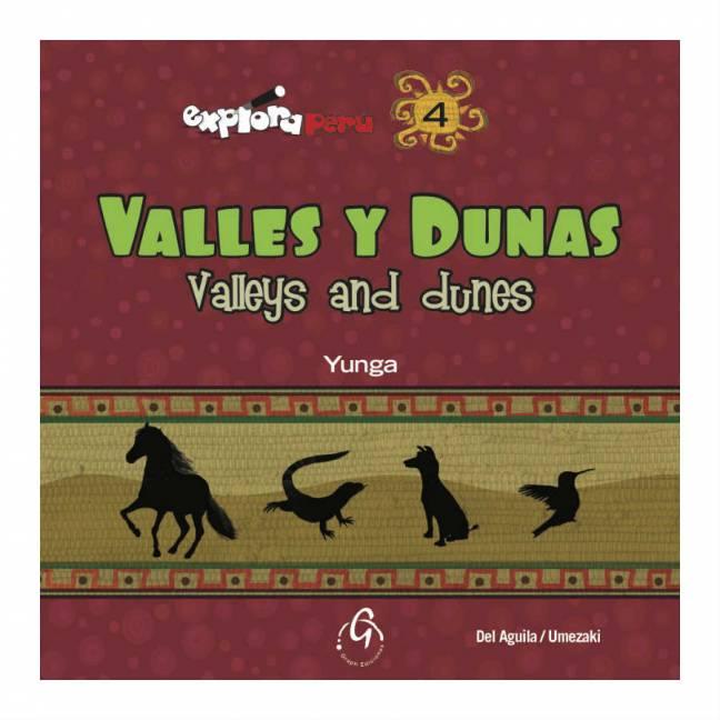 EXPLORA PERU, VALLES Y DUNAS